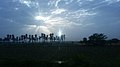 Rising Sun near Sekhat, District Matiari, Sindh.jpg