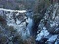 River Pattack below Falls of Pattack - geograph.org.uk - 359199.jpg