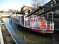 River Thames, Old Windsor Lock, MV Southern Comfort - geograph.org.uk - 1076296.jpg