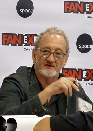 Robert Englund - Englund in the 2014 Fan Expo Canada
