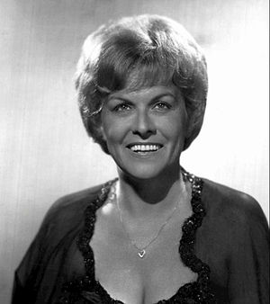 Roberta Sherwood - Sherwood in 1963.