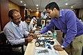 Robot Building Session - Workshop on Organising Indian and World Robot Olympiad - NCSM - Kolkata 2016-03-08 2365.JPG