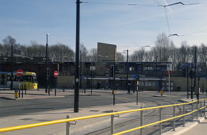 Rochdale railway station - Rochdale railway station in 2013