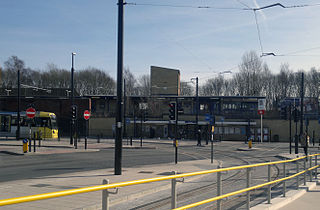 Rochdale railway station Transport hub in Rochdale, Greater Manchester, England