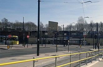 Rochdale railway station - Rochdale railway station in 2013