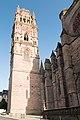 Rodez-Cathédrale Notre Dame-Clocher-20140621.jpg