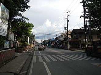 Rodriguez, Rizal - Town Center (Poblacion) Area
