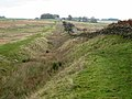 Roman ditch on Hadrian's Wall - geograph.org.uk - 1020189.jpg