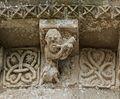 Romanesque corbel church Saint Sulpicius Marignac Charente Maritime.jpg
