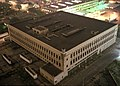 Roosevelt warehouse building from above at night 2000.jpg