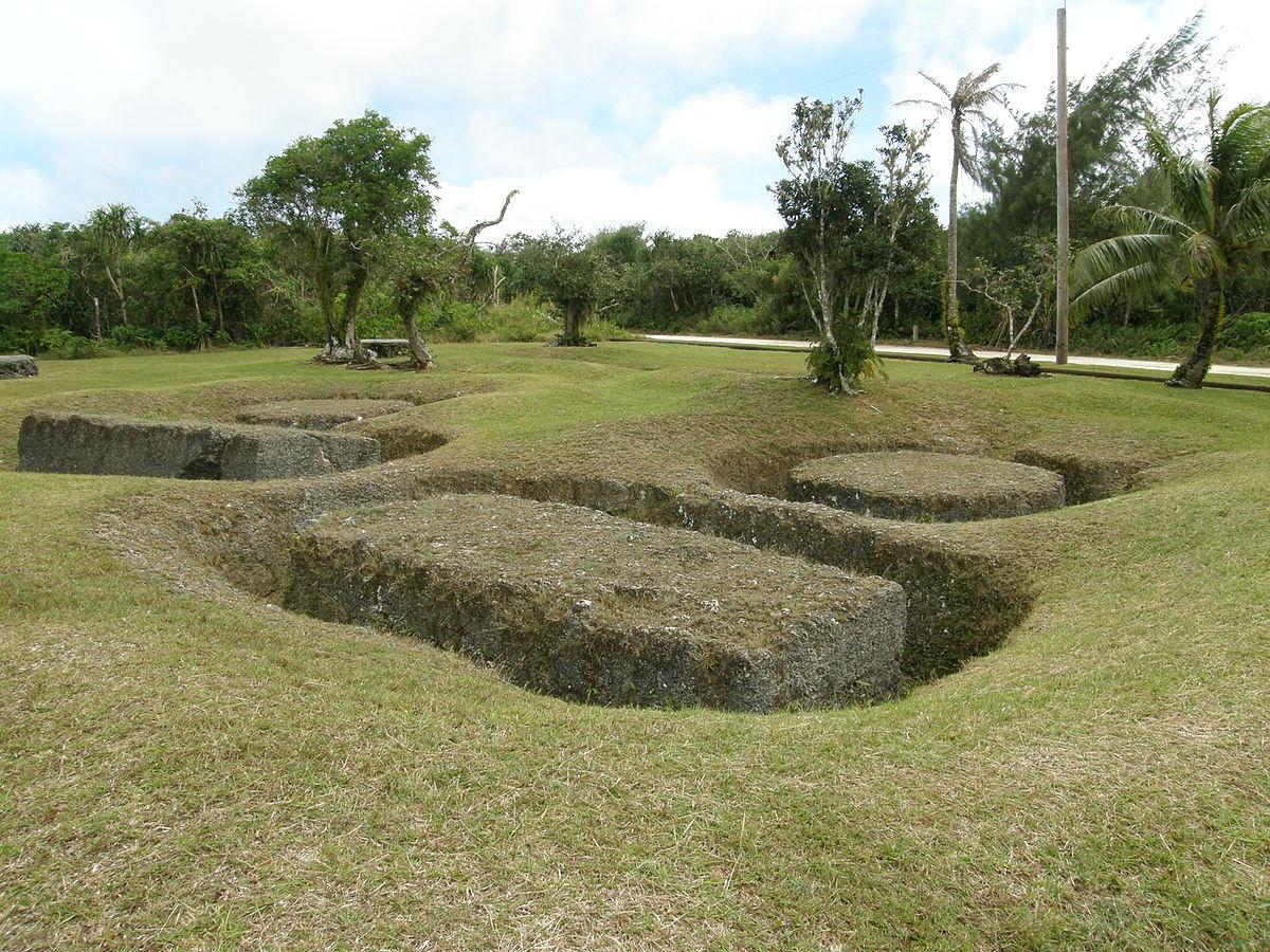 Rota Latte Stone Quarry - Wikipedia