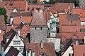Rothenburg ob der Tauber, Markusturm, Röderbogen, vom Rathausturm 20170526 002.jpg