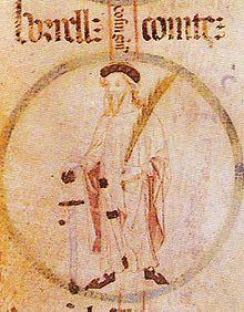 Borrell II Count Of Barcelona