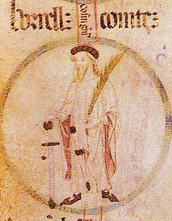 Borrell II, Count of Barcelona Count of Barcelona (927-993)