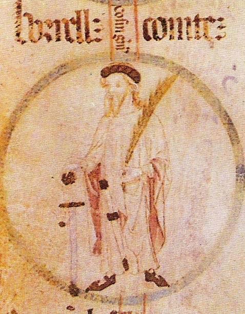 Rotlle-genealogic-borrell-II-de-barcelona