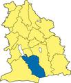 Rottach-Egern - Lage im Landkreis.png