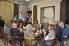 Round table about REALISM in Belarusian National Museum of Arts 26.01.2015 01.JPG