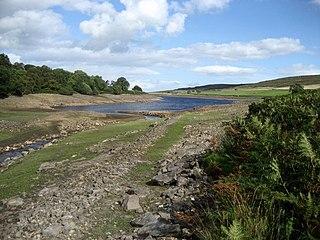 Roundhill Reservoir Reservoir in North Yorkshire, England