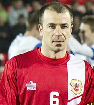 Roy Chipolina - Chipolina with Gibraltar in 2014