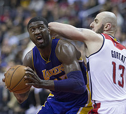 Image illustrative de l'article Roy Hibbert