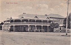 Royal Hotel, Cooma, N.S.W. - early 1900s (34288725270).jpg