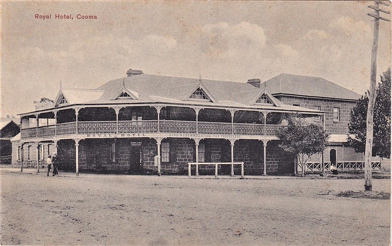 Royal Hotel Cooma Function Room