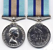 Royal Observer Corps Medal