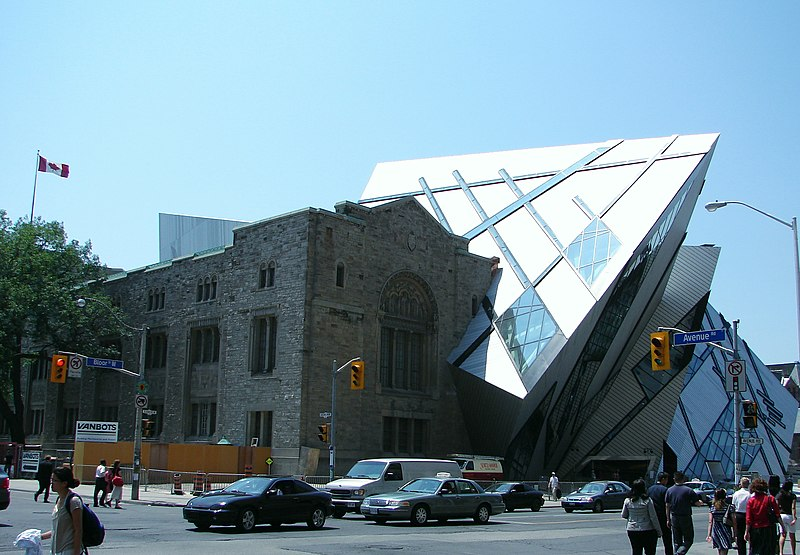 Royal Ontario Museum - Attractions/Entertainment - 100 Queen's Park, Toronto, ON, Canada