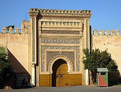 250px-Royal_Palace,_Meknes