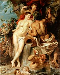 Peter Paul Rubens: The Union of Earth and Water (Antwerp and the Scheldt)