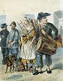 Rudolf Zukowski - A Maidservant Walking Dogs, 1843.jpg