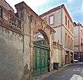 Rue du Canard (Toulouse) no 8 hôtel Vendage de Malepeyre.jpg