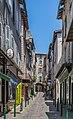 Rue du Sergent Bories in Villefranche-de-Rouergue 02.jpg