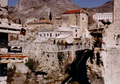 Ruined Stari Most in Mostar in 1998.png
