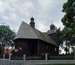 Rumian, Warmian-Masurian Voivodeship Village in Warmian-Masurian Voivodeship, Poland