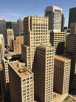 Russ Building - Russ Building, 235 Montgomery St, San Francisco, CA 94104
