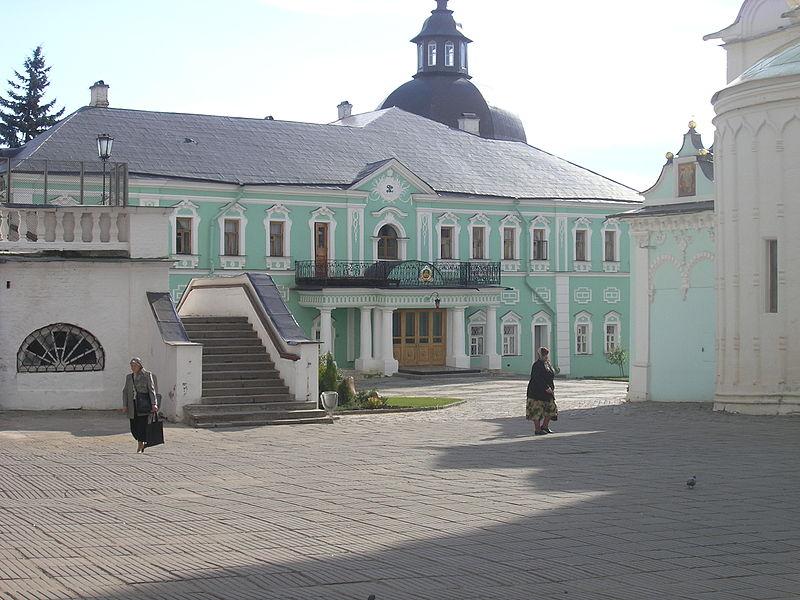Pontos turísticos nos arredores de Moscou