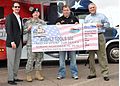 Ryan Newman Gives National Guard 300 NASCAR Tickets DVIDS329138.jpg
