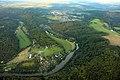 Sázava river and Sázava town.jpg