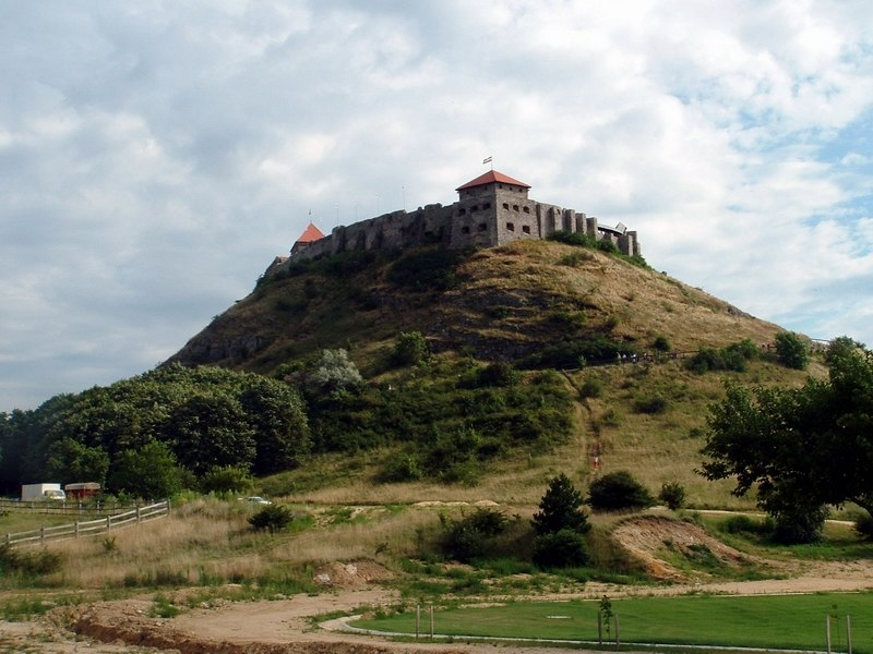 Sümeg Castle 2
