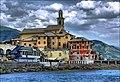 S.Antonio a Boccadasse - marine corrosion on the church - panoramio.jpg