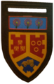 SADF era Regiment University of Pretoria with N Transvaal Command Tupper Flash.png
