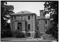 SOUTHEAST ELEVATION - Caumsett Manor, Lloyd Neck, Lloyd Harbor, Suffolk County, NY HABS NY,52-LOHA.V,1-5.tif
