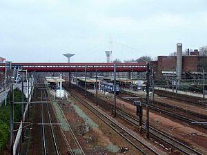 Saint-Quentin-en-Yvelines - Montigny-le-Bretonneux Station