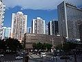 SZ 深圳 Shenzhen 羅湖區 Luohu 華潤萬象城 MixC mall view nearby buildings August 2018 SSG.jpg