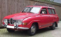 Saab 95 thumbnail