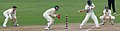 Sachin Tendulkar about to score 14000th run in test cricket.jpg
