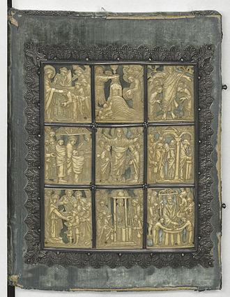 Drogo of Metz - Drogo sacramentary
