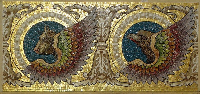 mosaïque saint malo phily