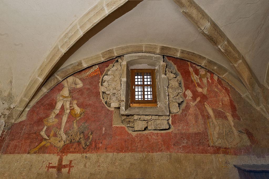 File saint symphorien sur coise peintures murales dans l for Les differents types de peintures murales